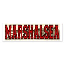 Marshalsea Bumper Bumper Sticker