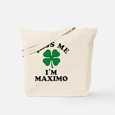 Funny Maximo Tote Bag