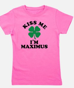 Unique Maximus Girl's Tee