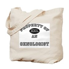 Property of an Oenologist Tote Bag
