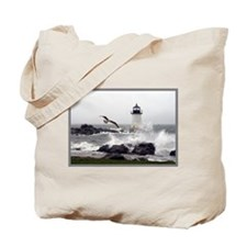 """Beautiful Lighthouses"" Tote Bag"