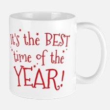 It's the BEST time of the YEAR! cute Christma Mugs