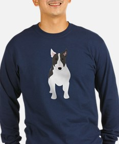 Bull Terrier Long Sleeve T-Shirt