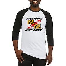 Frostburg Maryland Baseball Jersey