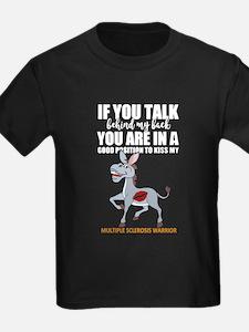 Multiple Sclerosis Warrior Shirt T-Shirt