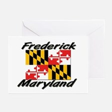 Frederick Maryland Greeting Cards (Pk of 10)