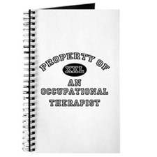 Property of an Occupational Therapist Journal