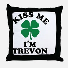 Cute Trevon Throw Pillow