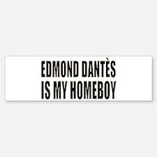 My Homeboy Edmond Bumper Bumper Sticker