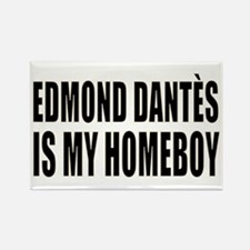 My Homeboy Edmond Rectangle Magnet