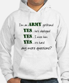Any More Questions? Hoodie