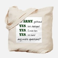 Any More Questions? Tote Bag