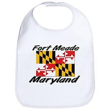 Fort Meade Maryland Bib