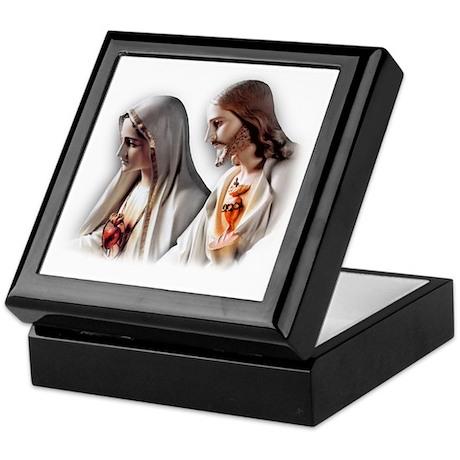 Sacred Hearts Keepsake Box