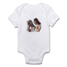 Sacred Hearts Infant Bodysuit