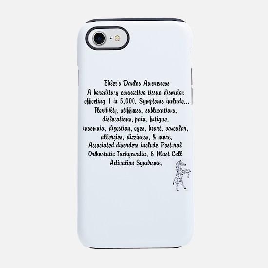 Eds Awareness Iphone 8/7 Tough Case