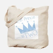 Prince I'm Two Tote Bag
