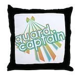 Color guard Cotton Pillows