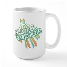 Retro Guard Captain Mug