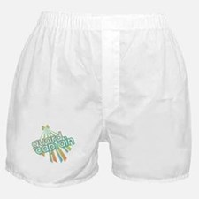 Retro Guard Captain Boxer Shorts