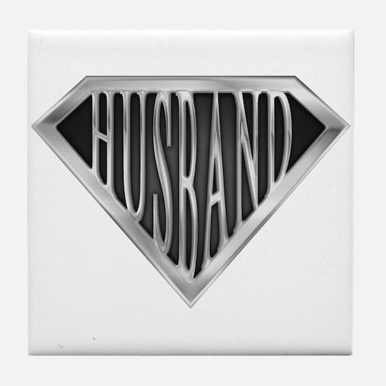 Super Husband(metal) Tile Coaster