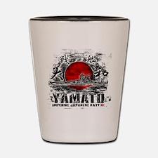 Battleship Yamato Shot Glass