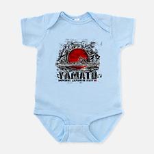 Battleship Yamato Body Suit