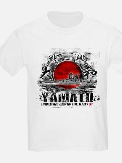 Battleship Yamato T-Shirt