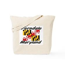 Ferndale Maryland Tote Bag