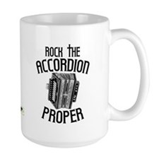 Rock the Accordion Mug