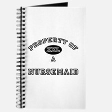 Property of a Nursemaid Journal