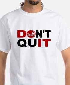 Dont Quit Swimming T-Shirt