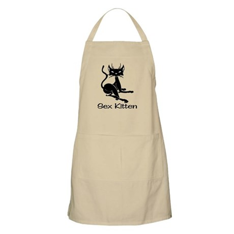 Sex Kitten BBQ Apron