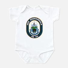 USS Shenandoah (AD 44) Infant Bodysuit