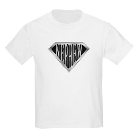 SuperNephew(metal) Kids Light T-Shirt