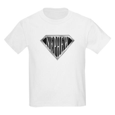 SuperNephew(metal) Kids Light T-Shirt