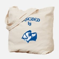 Lucas Terrier Tote Bag