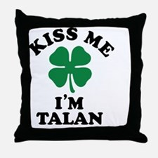 Cute Talan Throw Pillow