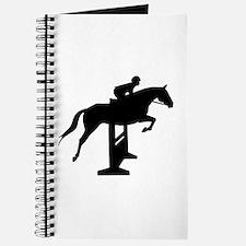 Hunter Jumper Over Fences Journal