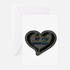 Gay Be My Valentine Greeting Cards (Pk of 10)