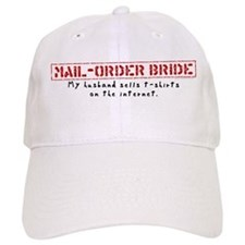 Mail-Order Bride Baseball Baseball Cap