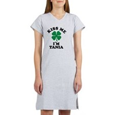 Cute Tania Women's Nightshirt