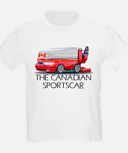 Canadian Sportscar Hockey T-Shirt