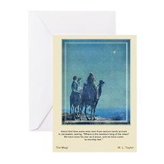 The Magi-Taylor-Greeting Cards (Pk of 10)
