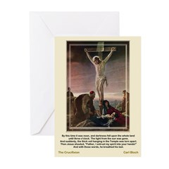 The Crucifixion-Bloch-Greeting Cards (Pk of 10)