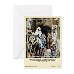 No Room-Tissot-Christmas Cards (Pk of 10)