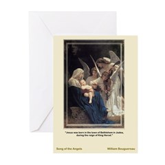 Songof theAngels Christmas Cards (Pk of 10)