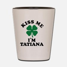 Tatiana Shot Glass