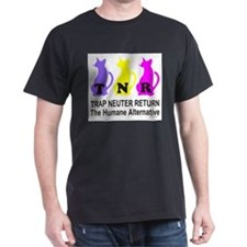 Funny Feral cat T-Shirt