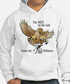 NEXT to The Last Act of Defiance Hoodie